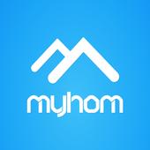 Myhom icon