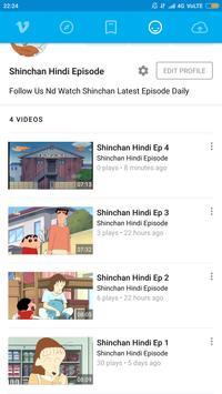 Shinchan Hindi Video screenshot 2