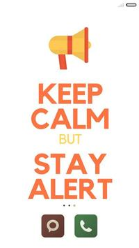 KEEP CALM Wallpaper HD screenshot 1