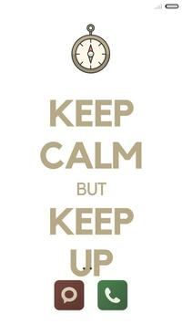 KEEP CALM Wallpaper HD screenshot 2