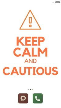 KEEP CALM Wallpaper HD screenshot 7