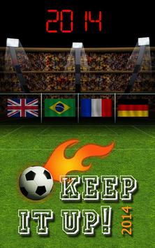 Keep It Up! 2014 poster
