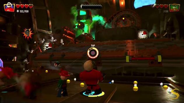 The incredible 5 Lego themed game 2018 screenshot 1