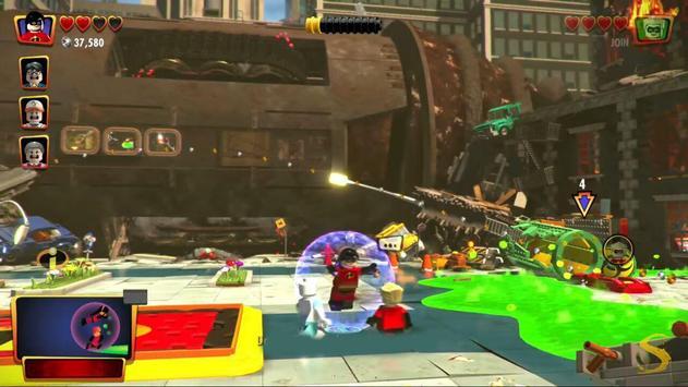 The incredible 5 Lego themed game 2018 screenshot 2