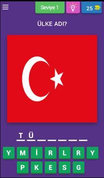 Bayraklar Sınav poster