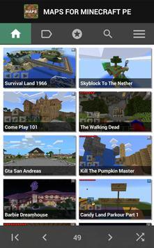 Maps for Minecraft PE screenshot 8