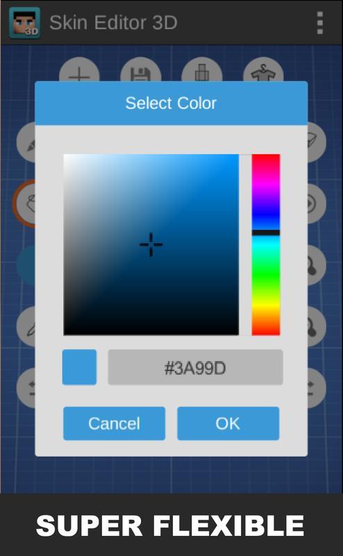 Skin Editor 3D for Minecraft APK Download - Gratis Alat ...