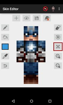Skin Editor For Minecraft APK Download Free Tools APP For Android - Skin para minecraft android y pc