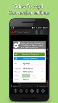 Video to mp3 screenshot 2