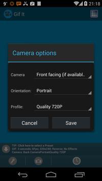Animated Selfie apk screenshot