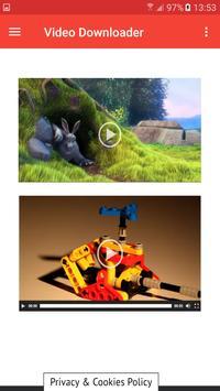 Video downloader _ Pro Mate apk screenshot