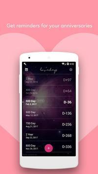 Love Days Memory Counter apk screenshot