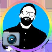Man Camera Photo Editor icon