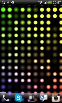 Led Lights Live Wallpaper FREE screenshot 2
