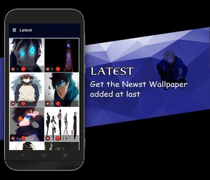 Kekkai free wallpapers & Gifs apk screenshot