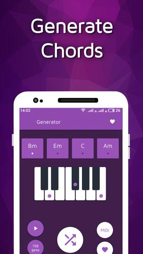 Chord Progression Generator For Android Apk Download