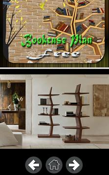 Bookcase Plan Free screenshot 2