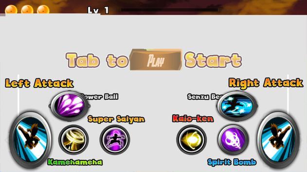 Super Warior DragonBall:Z screenshot 2