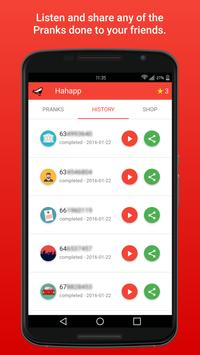 Hahapp apk screenshot