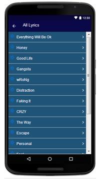 Kehlani - Song and Lyrics screenshot 3