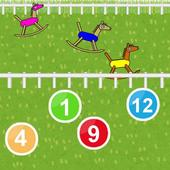 Brain Training Horse Racing icon