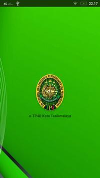 E-TP4D Kejari Kota Tasikmalaya poster
