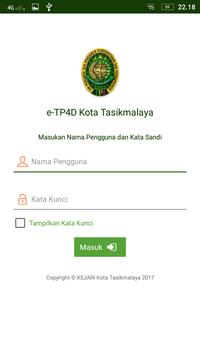 E-TP4D Kejari Kota Tasikmalaya apk screenshot