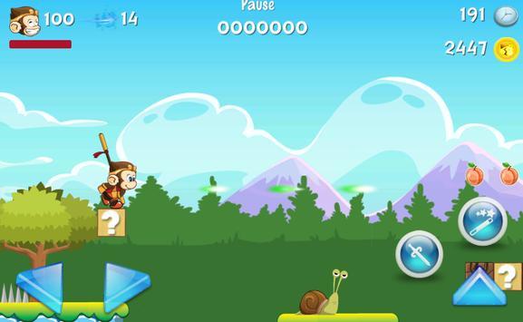 Kong Monkey screenshot 3