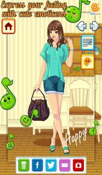 Adorable Girl Dress Up apk screenshot