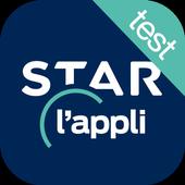 STAR l'appli icon