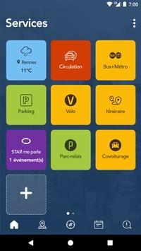 STAR l'appli poster