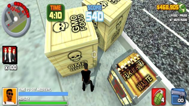 Citizen-X: ZEITGEIST apk screenshot