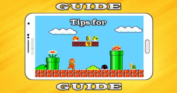Guide for Super Mario Bros apk screenshot