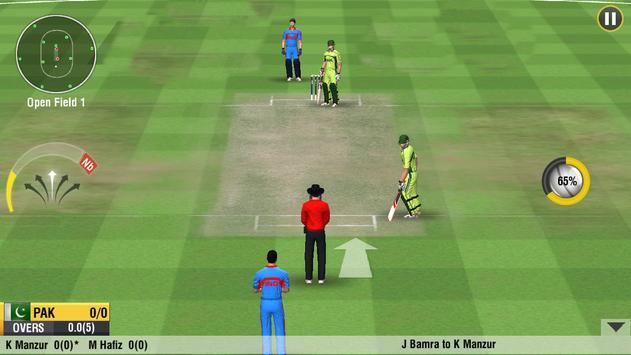T20 Cricket Games 2017 New 3D screenshot 5