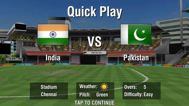 T20 Cricket Games 2017 New 3D screenshot 7