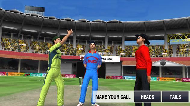 T20 Cricket Games 2017 New 3D poster