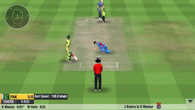 T20 Cricket Games 2017 New 3D скриншот 2