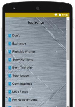 Best Of Bryson Tiller Lyrics apk screenshot