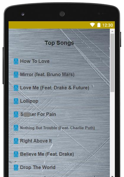 Best Of Lil Wayne Lyrics for Android - APK Download