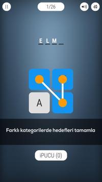 Kelime Oyunu - Kelimekolik screenshot 1