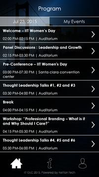 IIT GLC 2015 apk screenshot