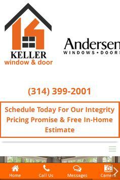 Keller Window & Door screenshot 1
