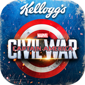 Kellogg Marvel's Civil War VR icon