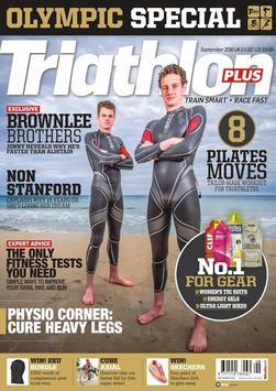 Triathlon Plus poster