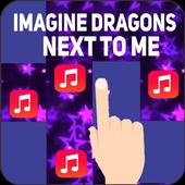 Piano Tiles - Imagine Dragons; Next to Me icon