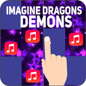 Piano Tiles - Imagine Dragons; Demons icon