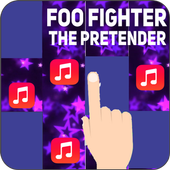 Piano Tiles - Foo Fighters; The Pretender icon