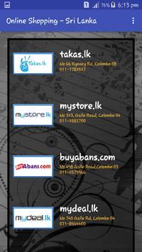 Online Shopping Sri Lanka screenshot 1