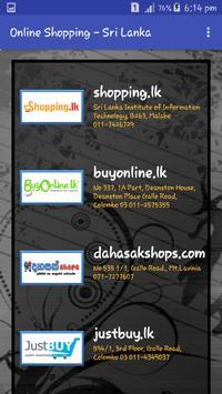 Online Shopping Sri Lanka - The Best Way To Shop apk screenshot