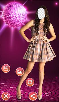 Girls Party Photo Maker screenshot 5